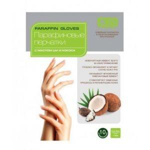 Парафиновые перчатки для рук SPA Belle (10 применений)
