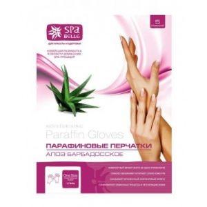 Парафиновые перчатки для рук SPA Belle (5 применений)