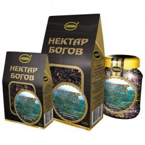 Чай «Нектар Богов» чёрный «Сказочный мир»