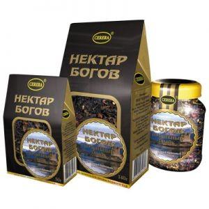 Чай «Нектар Богов» чёрный «Волшебный замок»