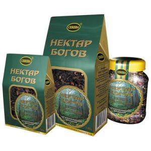Чай «Нектар Богов» зелёный «Лесное очарование»