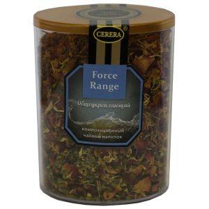Общеукрепляющий чай Force Range
