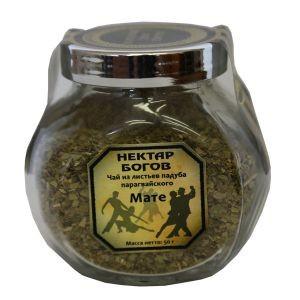 Чай из листьев падуба парагвайского «Мате»