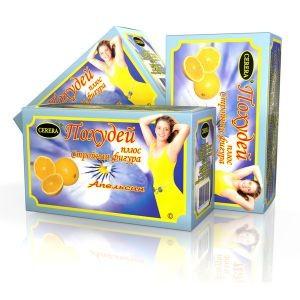 «Похудей плюс стройная фигура» с ароматом апельсина